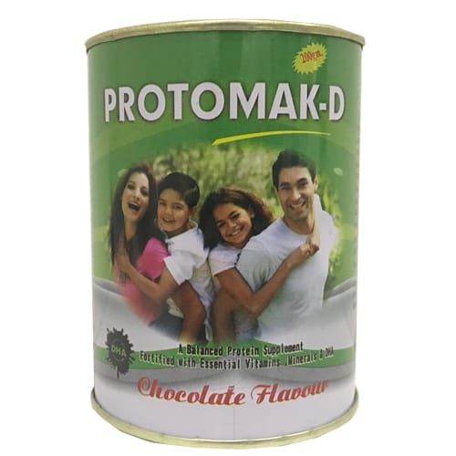 PROTOMAK-D Protein Powder