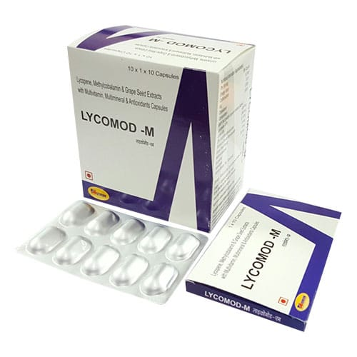 LYCOMOD-M Capsules