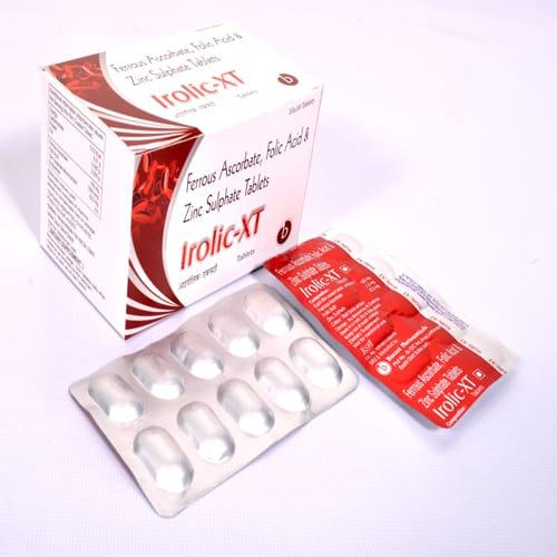 IROLIC - XT Tablets