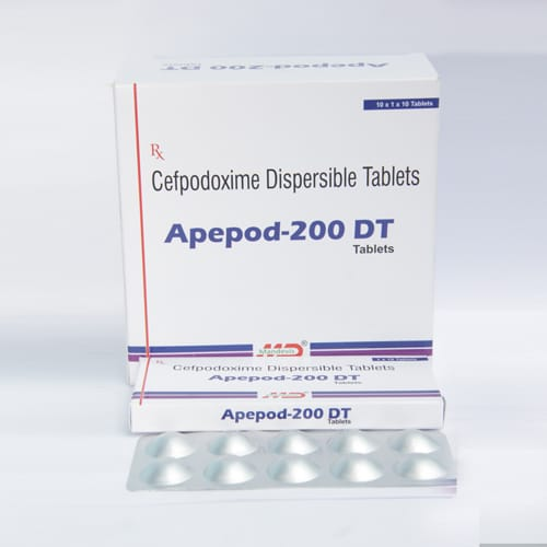 Apepod-200 DT Tablets