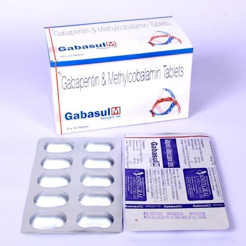 GABASUL-M Tablets