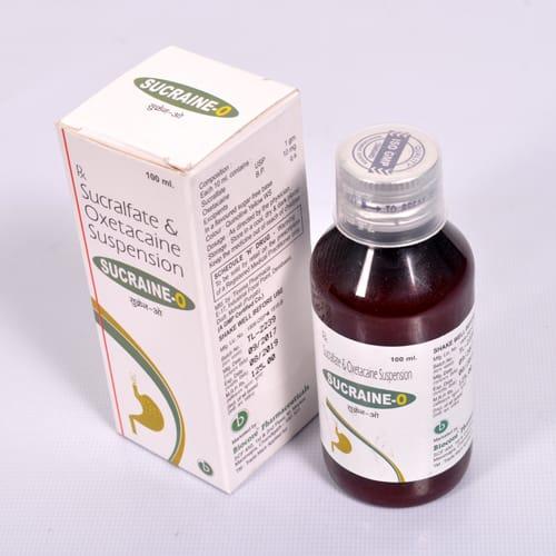 SUCRAIN-O 100ML Syrup