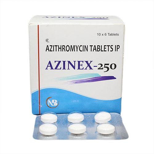 AZINEX- 250 Tablets