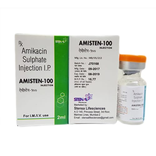 AMISTEN-100 Injection