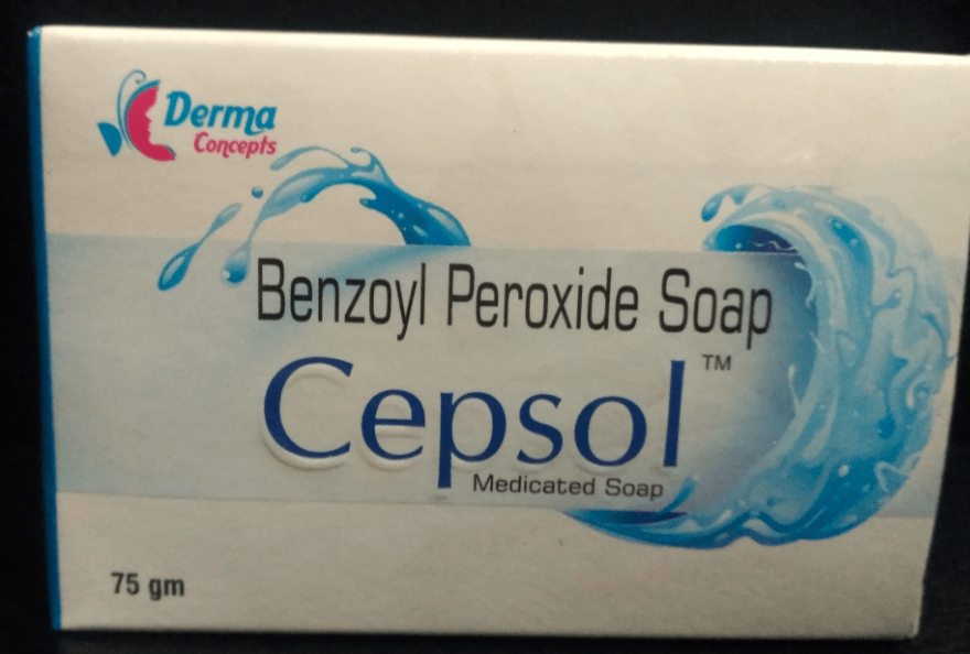 cepsol soap