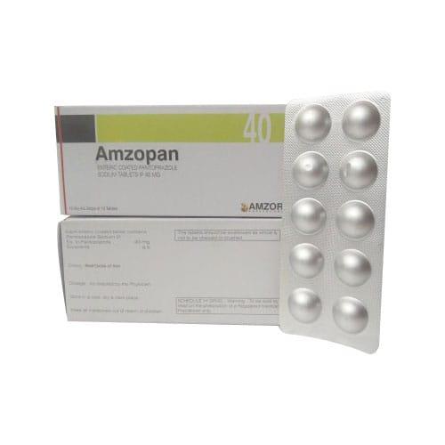 AMZOPAN Tablets
