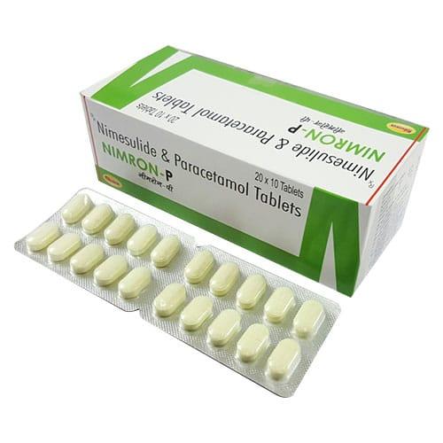 NIMRON -P Tablets
