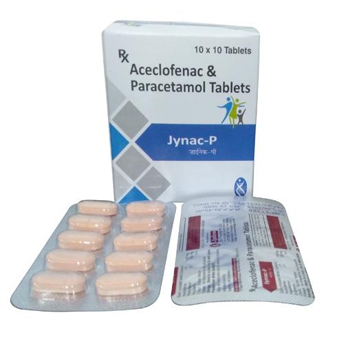 JYNAC-P Tablets