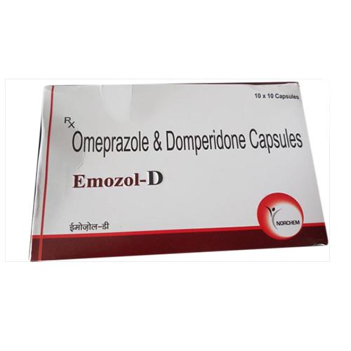 Emozol-D Capsules