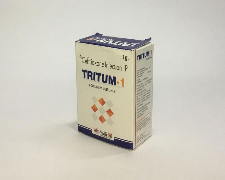 TRITUM 1 gm.
