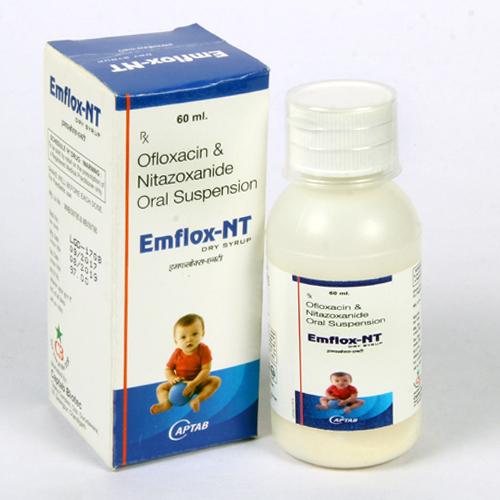 EMFLOX-NT Dry Syrup