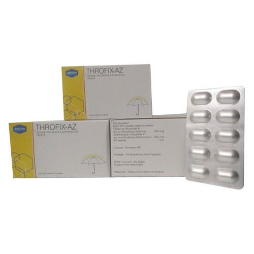 THROFIX- AZ Tablets