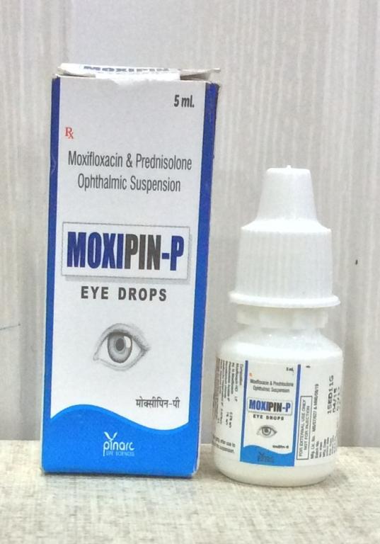 MOXIPIN-P