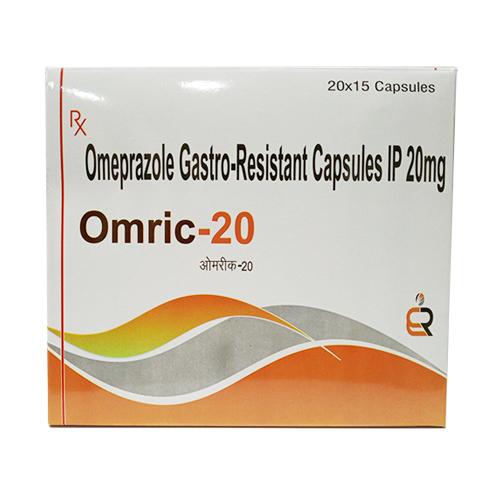OMRIC-20 Capsules