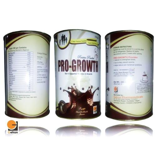 PRO-GROWTH Protein Powder