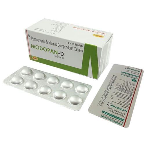 MODOPAN- D Tablets