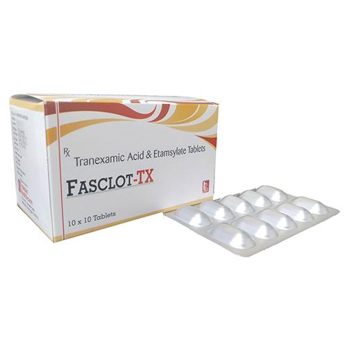 FASCLOT-TX Tablets