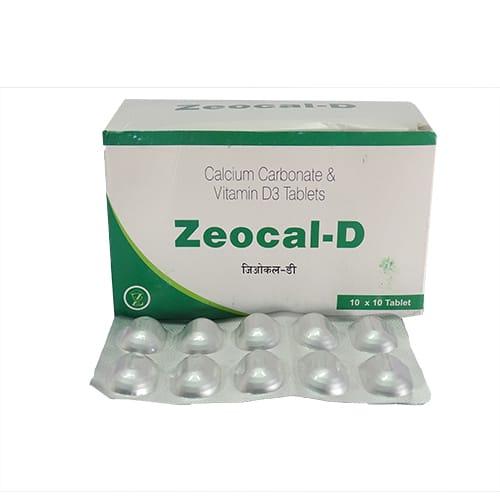 Zeocal-D Tablets