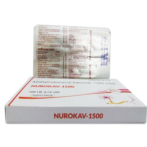 NUROKAV-1500 Injection