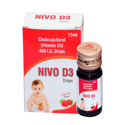 Nivo-D3 Oral Drops