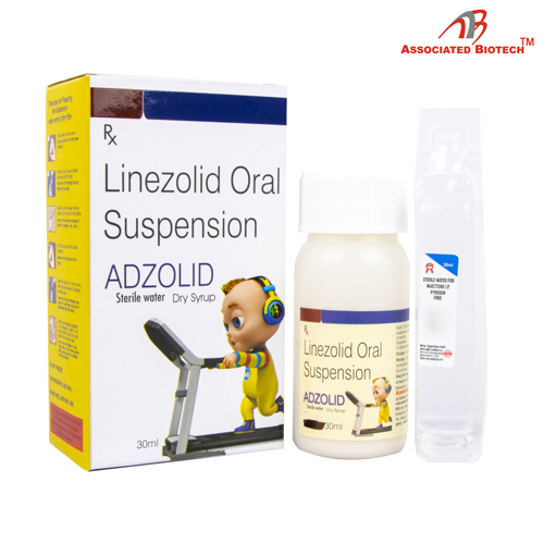 ADZOLID Dry Syrup