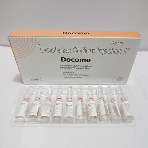 DOCOMO Injection