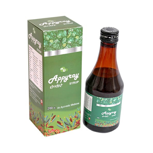APPYRAY Syrup