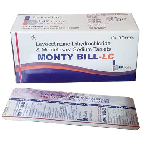 MONTY BILL-LC