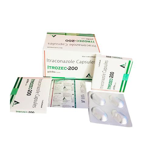 ITROZEC-200 Capsules