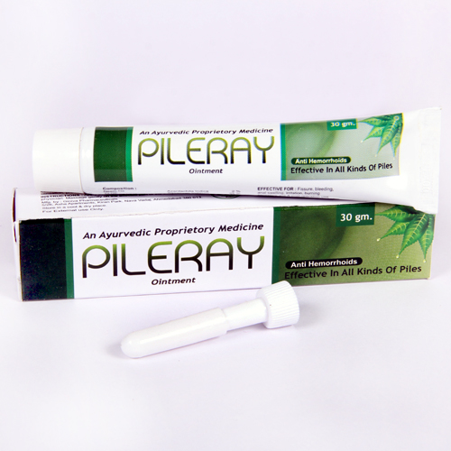 PILERAY Ointments