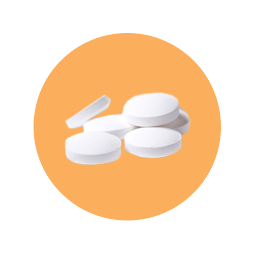 Azithromycin Tablets IP 250mg/500mg Tablets