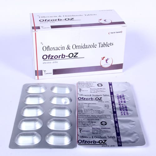 Ofzorb-OZ Tablets