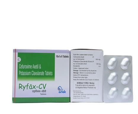 RYFAX-CV
