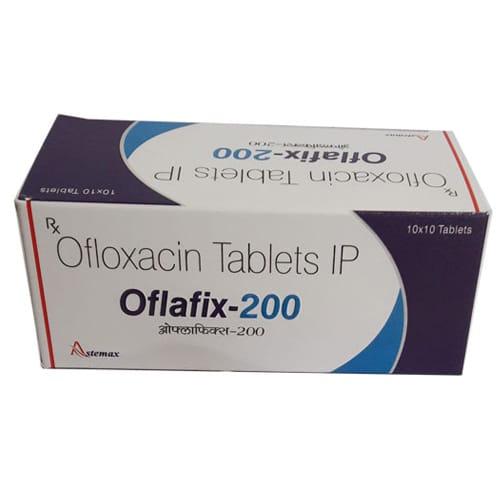 OFLAFIX-200 Tablets