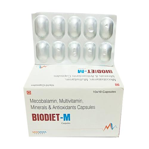 BIODIET-M Capsules