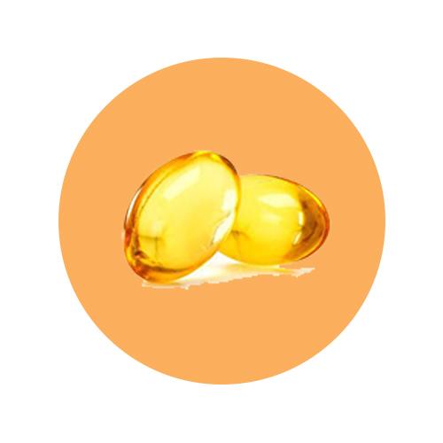 Calcitriol I.P.0.25 mcg, Calcium Carbonate 500mg, Calcium 200mg, Zinc 7.5 mg Softgel Capsules