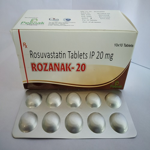 ROZANAK-20 Tablets