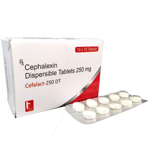 CEFALACT-250 DT Tablets