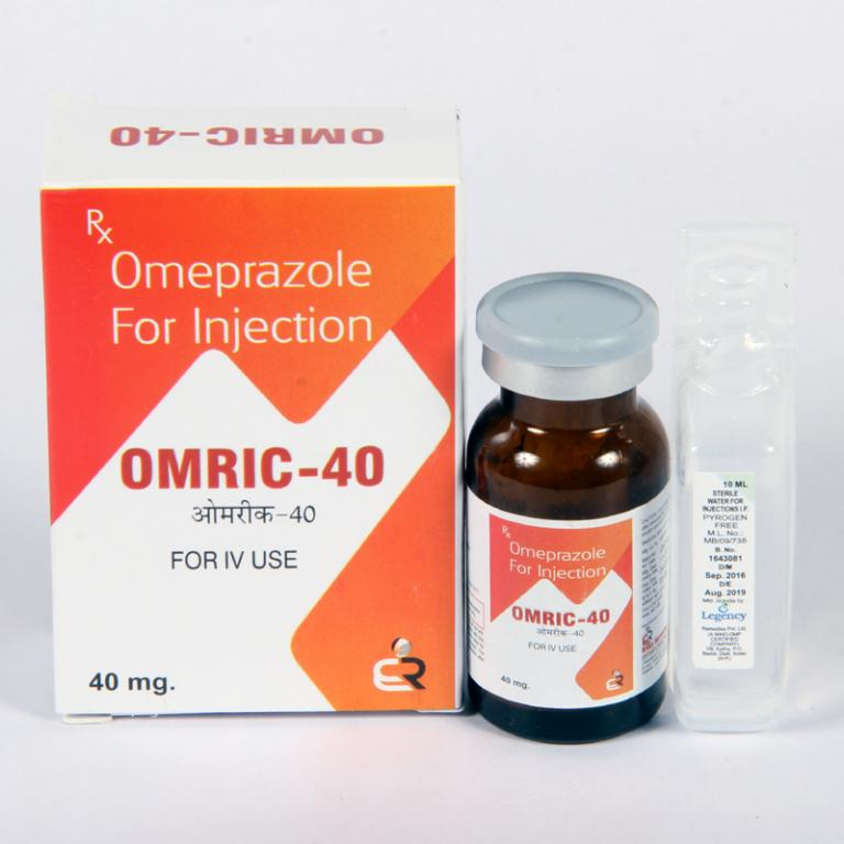 OMRIC-40 Injection