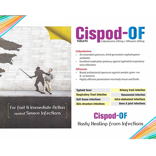CISPOD-OF Tablets