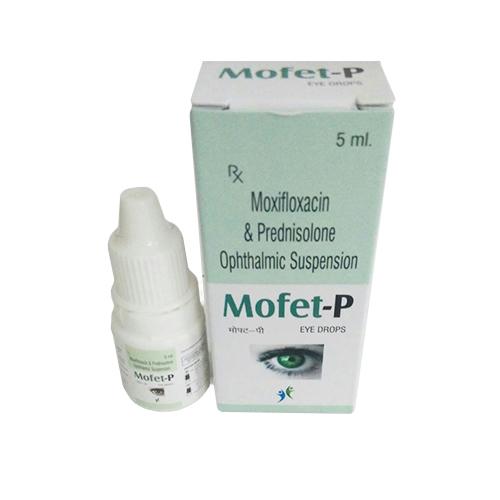MOFET-P Eye Drops