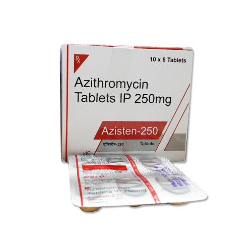 AZISTEN-250 Tablets