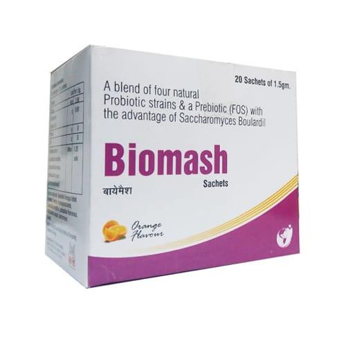 Biomash Sachets