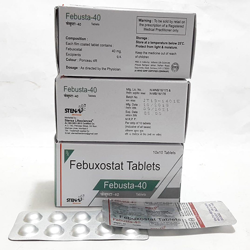 FEBUSTA-40 Tablets