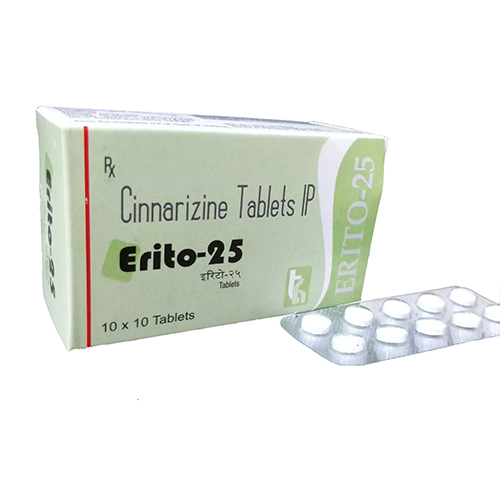 ERITO-25 Tablets
