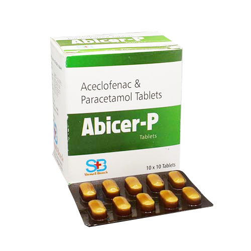 ABICER-P Tablets