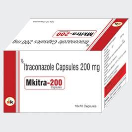 Mkitra 200 Capsule