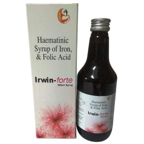 IRWIN-FORTE Syrup