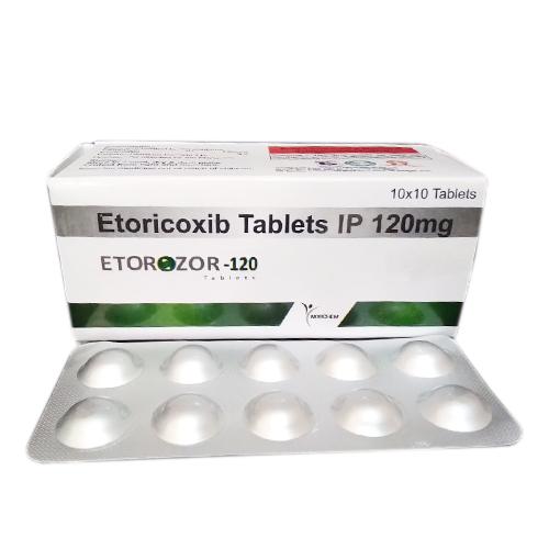 Etrozor 120 Tablets