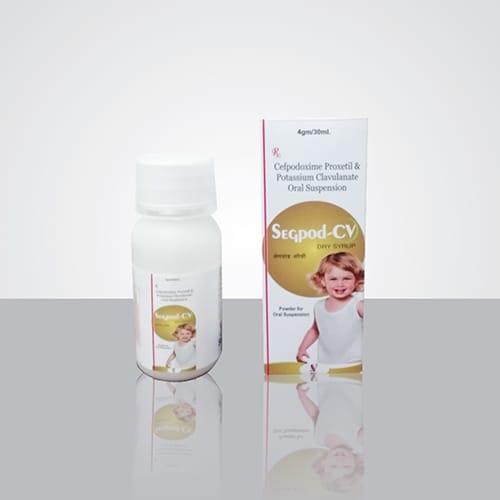 SEGPOD-CV Dry Syrup